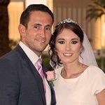 Das Brautpaar bedankt sich für ein unvergessliches Erlebnis in Las Vegas.