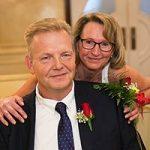Eine tolle Kapellen-Hochzeit in Las Vegas für Susanne und Frank.