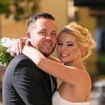 Unser Hochzeitspaar war begeistert von dem professionellen Fotoshooting in Las Vegas.